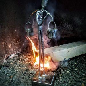 escultura-hierro-el-aguador