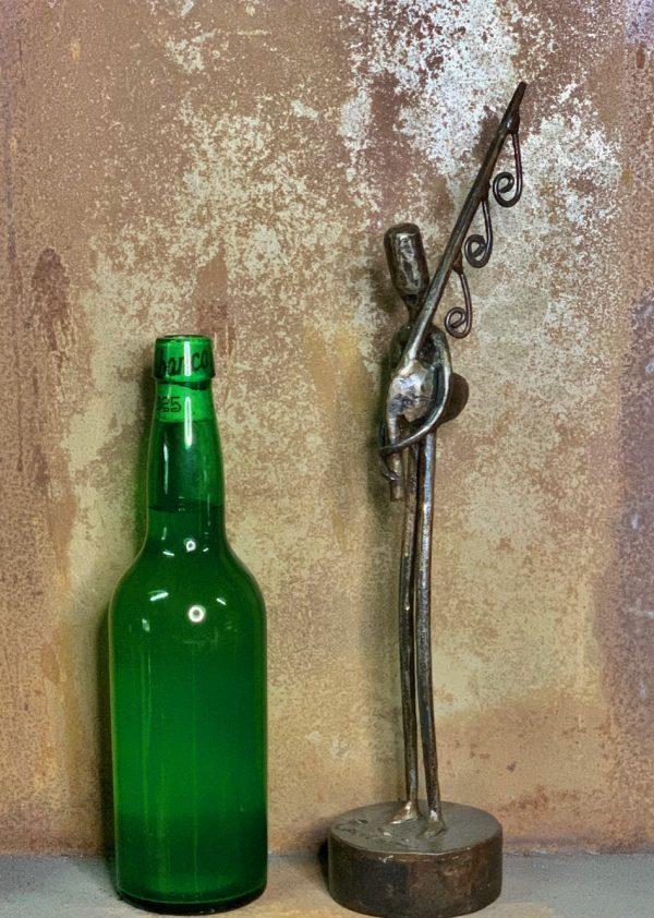 escultura-hierro-gaitero2