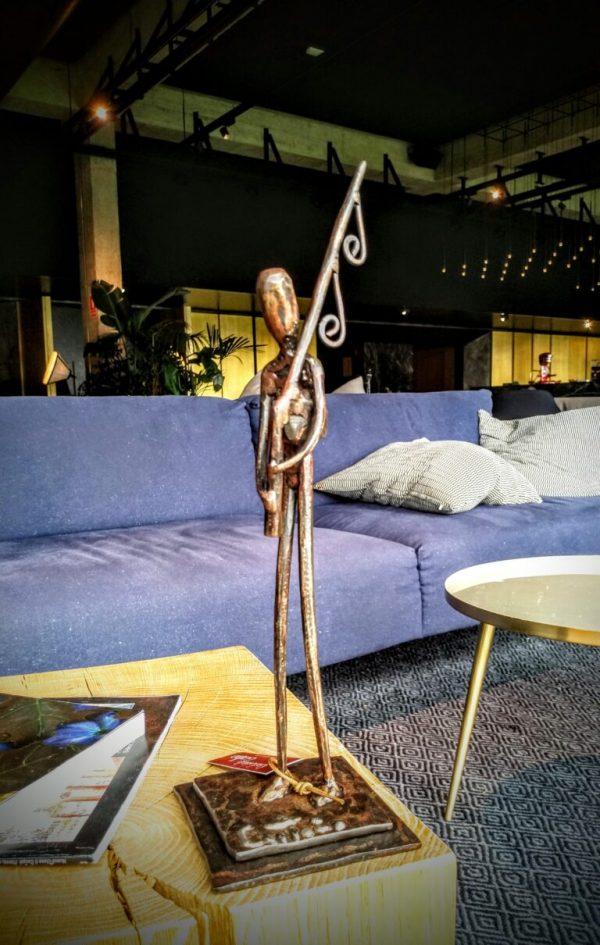 escultura-hierro-gaitero3