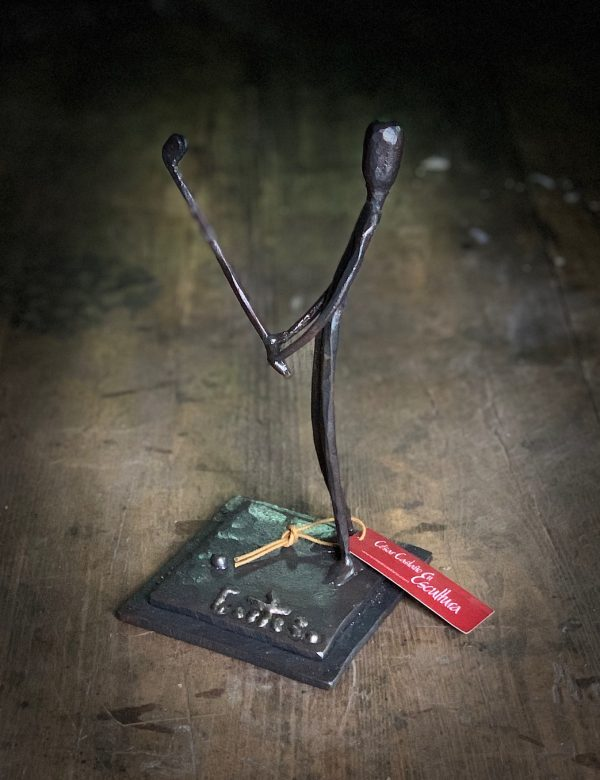 escultura-hierro-golf