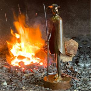 escultura-hierro-peregrino