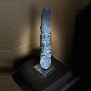 escultura-hierro-men-hir-ii