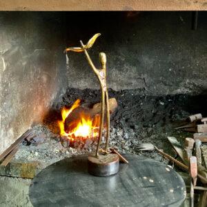 escultura-hierro-reaprendiendo-a-volar-i